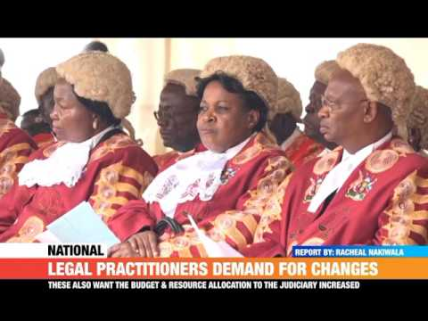 #PMLive: Legal Practitioners Demand for Changes