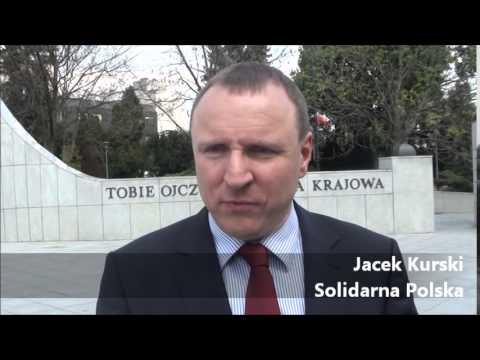 Jacek Kurski w wywiadzie dla TVN (01.05.2014).