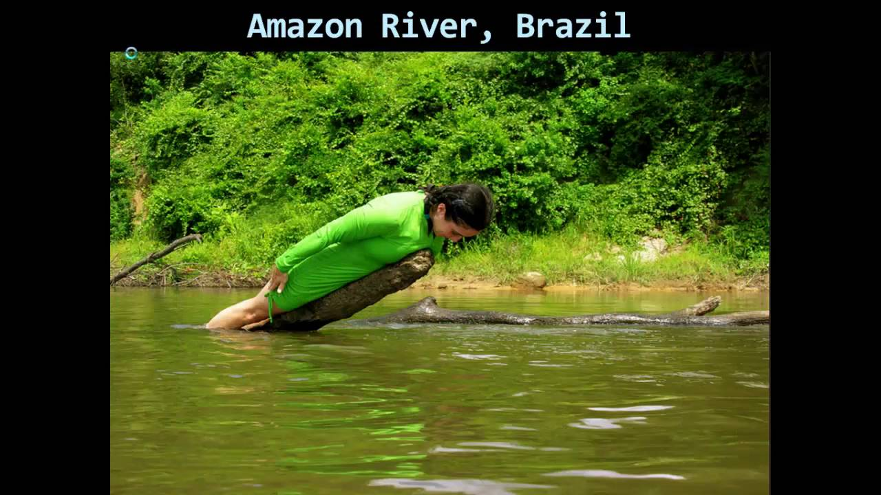 Most Beautiful Places In The World To Visit Amazon River Brazil Youtube