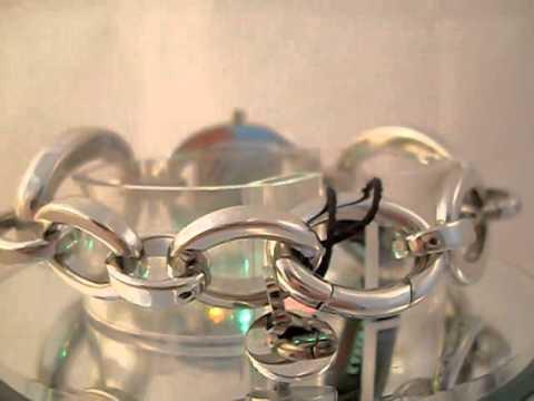 Ladies Stainless Steel Karen Millen Fashion Watch