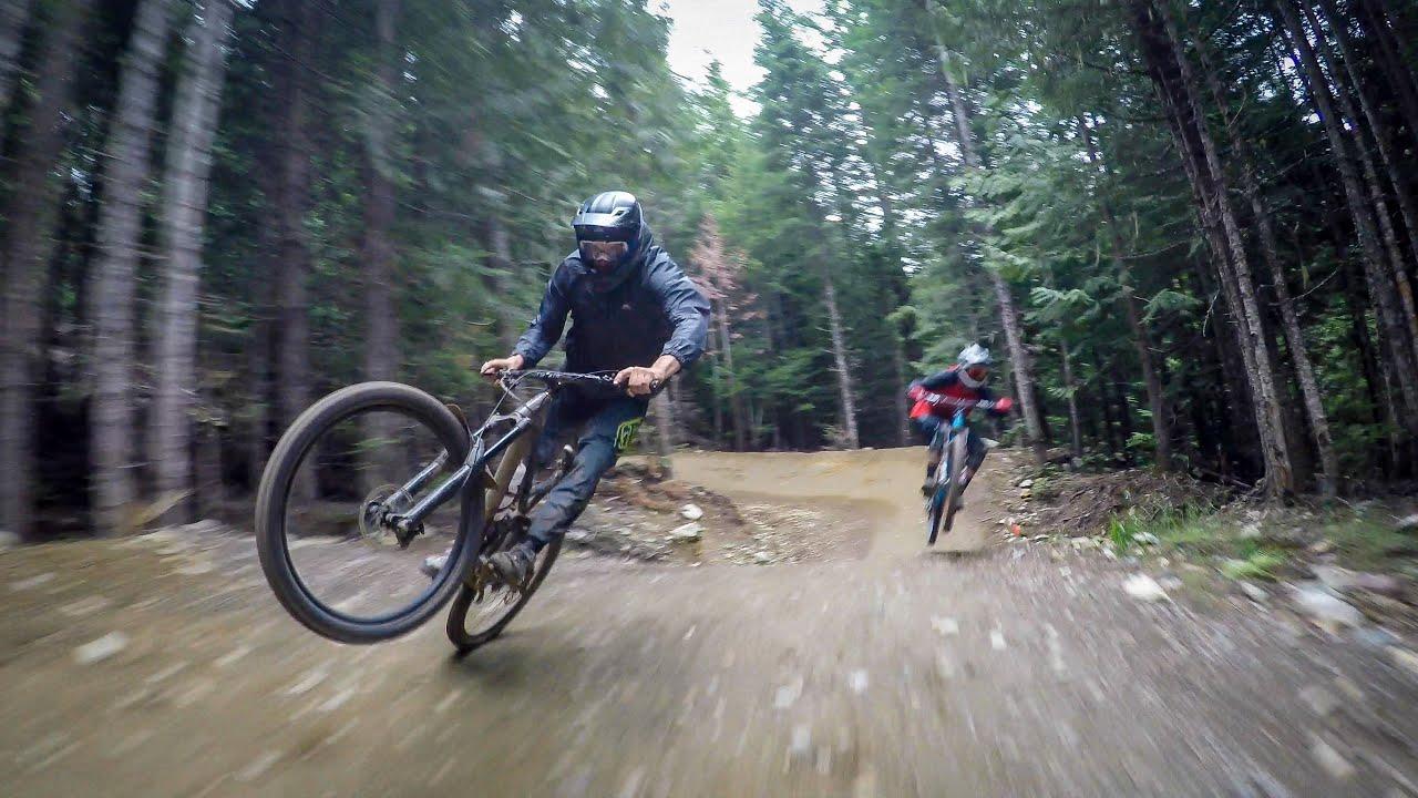 Whistler & Whistler Bike Park Mountain Bike Trail Guide   evo
