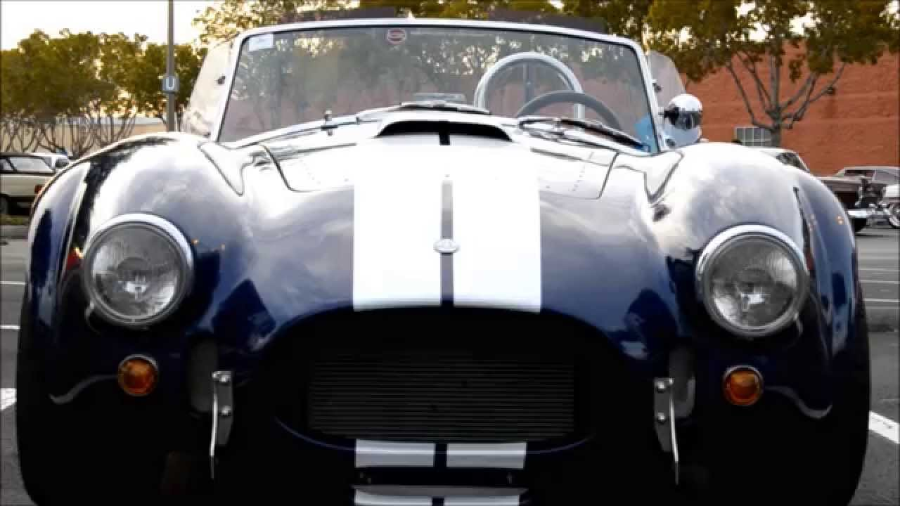 1968 shelby cobra 427 convertible replica cars by brasspineapple productions