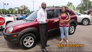 Champs Auto Sales | Detroit | Call Ray Today!
