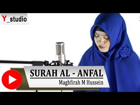 Magfirah M Hussein Surat Al Anfal