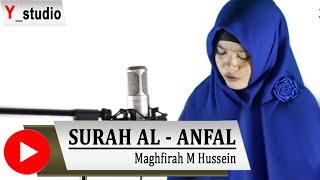 Download lagu Magfirah M hussein Surat Al Anfal MP3