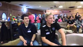 Bowling with the Lincoln Stars