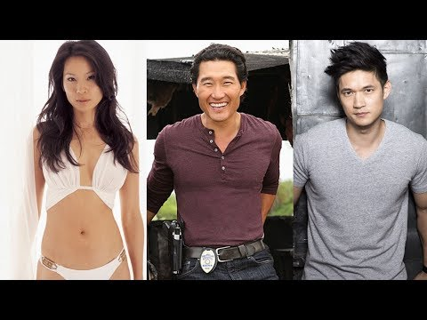 HD Asianamericans speaking in their native language Lucy Liu, Mingna Wen, Daniel Dae Kim etc.