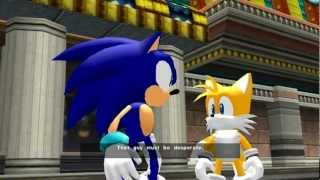 PC: Sonic Adventure DX (Part 1 of 9)