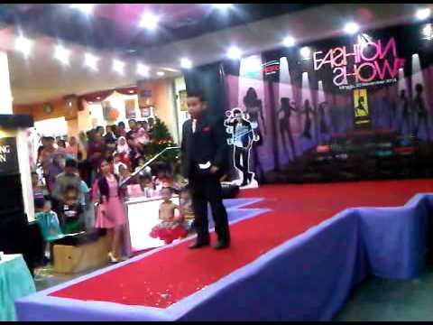 Fashion Show Anak Laki Laki By Irfan Youtube