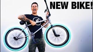 I GOT MY NEW BMX BIKE!