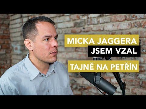 Micka Jaggera jsem vzal tajně na Petřín. Jakub Otipka se stará o bezpečí světových hvězd.