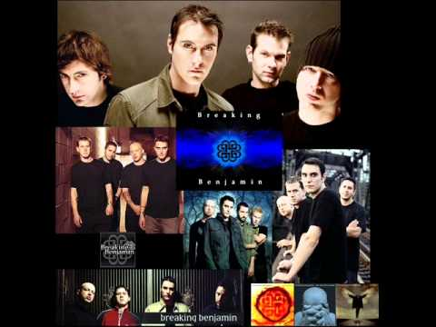 Breaking Benjamin - Crawl Instrumental W/ Lyircs