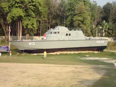 bateau 813 khao lak