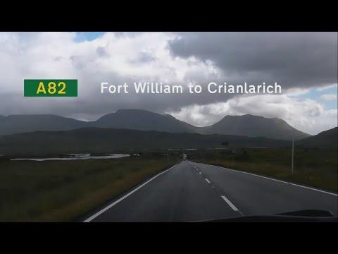 [GB] A82 Glen Coe, Rannoch Moor