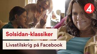 Solsidan - Anna tröttnar på sociala medier-skrytaren 😂  Alla scener