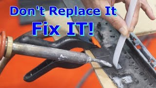 How To Repair Polymer Parts - Wrenchin' Up