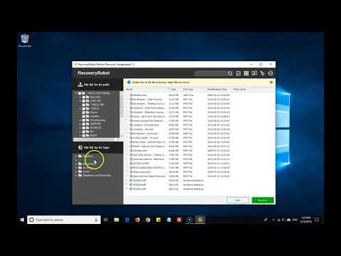 How to Recover Lost or Deleted Partition with RecoveryRobot Partition Recovery
