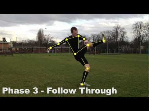 Biomechanics - Analysis of a Football Free Kick