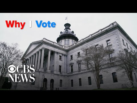 Why I Vote: South Carolina teacher works two jobs to stay afloat