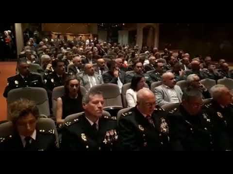 Día de la Policía en Lugo
