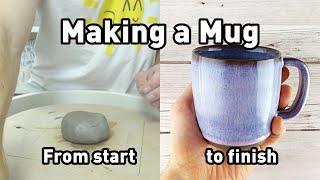 Making a Mug fŗom Start to Finish - Limited Edition version