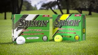 The NEW Srixon Soft Feel