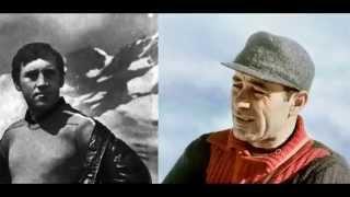 """Владимир Высоцкий """"К вершине"""" (""""Ты идешь по кромке ледника"""") thumbnail"""