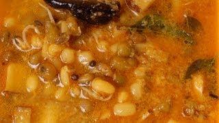 Muga Gathi - Sprouts in Maharashtrian Cuisine - By Vahchef @ Vahrehvah.com