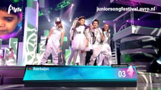 Junior Eurovision Song Contest - We Can Be Heroes - Common Song (2012)