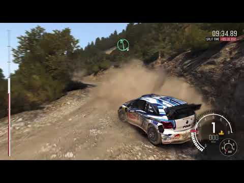 DiRT Rally is a hard game |