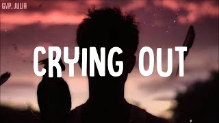 G.V. Prakash, Julia Gartha - Crying Out (Lyrics)