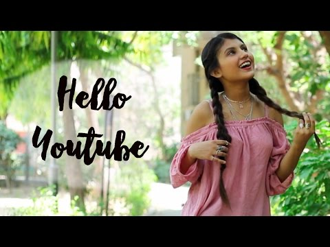 Hello Youtube | Cherry Jain
