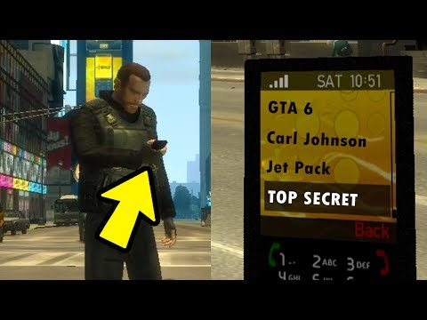 Only A True Grand Theft Auto Fan Knows These 5 Facts About GTA 4!