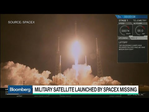 SpaceX's Secret Military Satellite Goes Missing