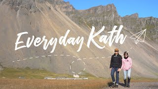 We're in Iceland! (Part 2) | Everyday Kath