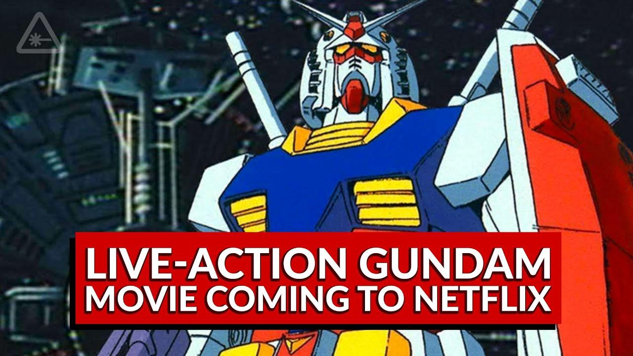 Live-Action Gundam Movie Coming to Netflix (Nerdist News w/ Dan Casey)