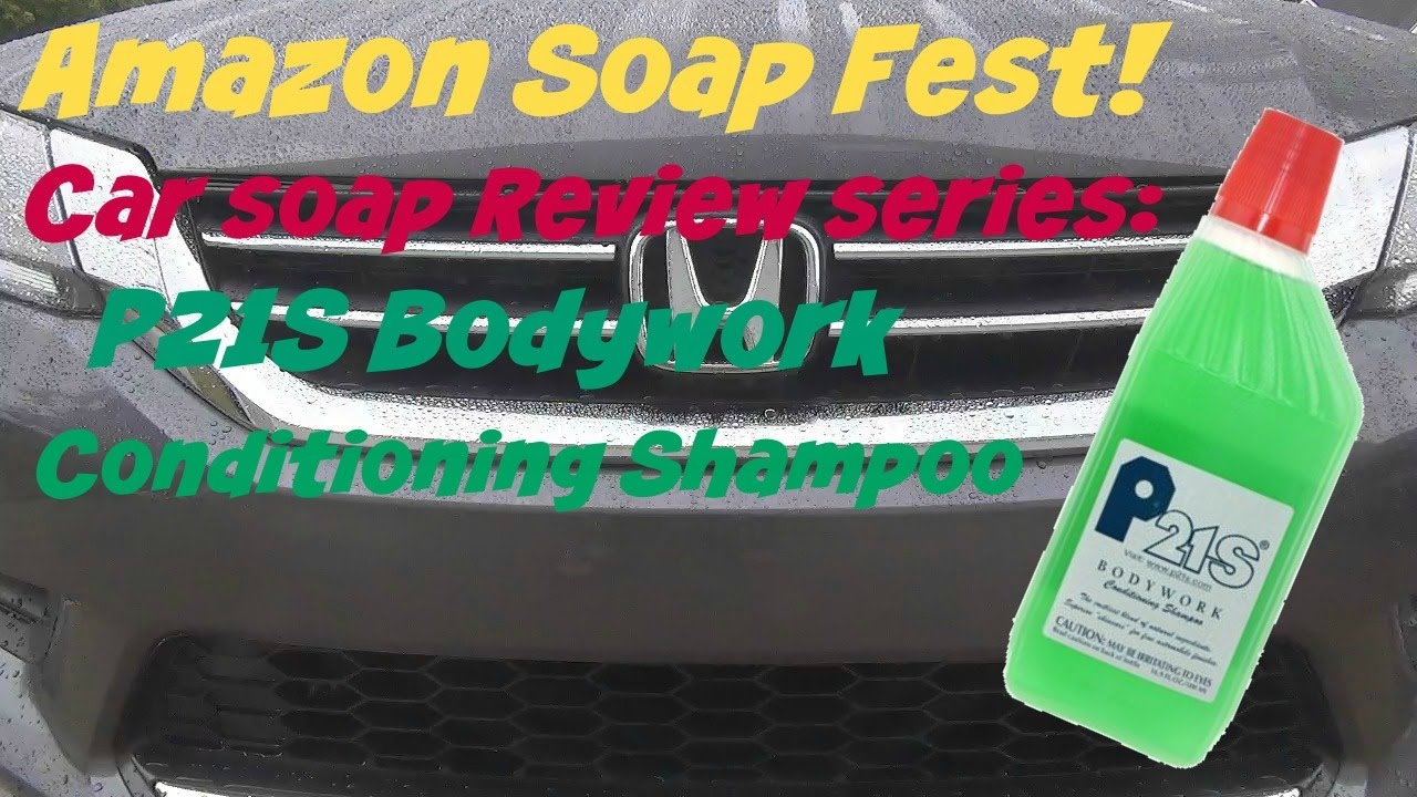 Shampoo soap fetish