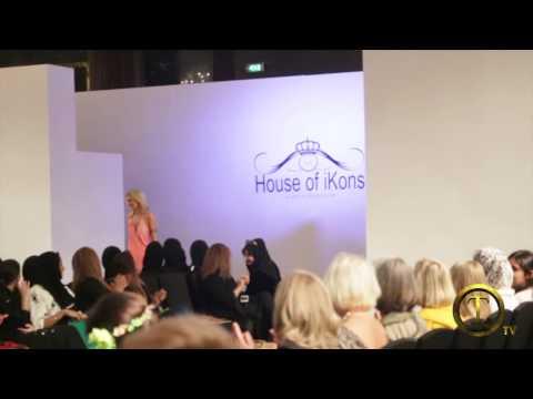 FASHION SHOW HOUSE OF IKONS DUBAI / INNU LONDON / TrinityOne TV