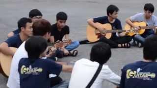 CLB Guitar ĐH Khoa Học Huế - HUSC Guitar Club
