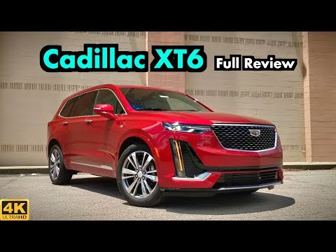 2020 Cadillac XT6: FULL REVIEW + DRIVE | More Than a Plus-Sized XT5??