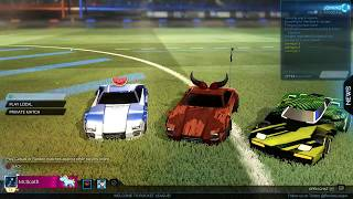 Welchen Rank bekammen wir ? | Ranked Rocket League #18 Alte Season