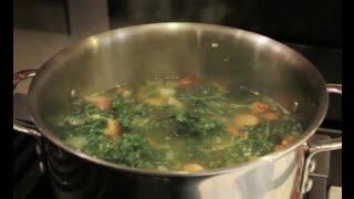 Kale And Potato Soup   Recipe
