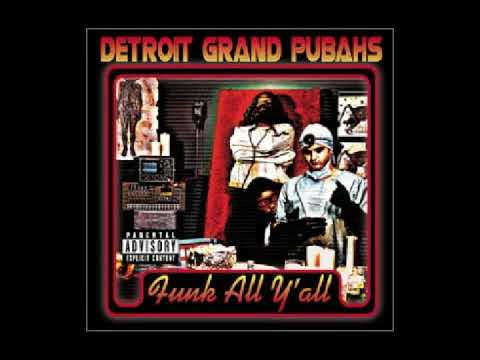 DETROIT GRAND PUBAHS - Artificial Intelligence     (Funk All Y'all   [Jive Electro] )
