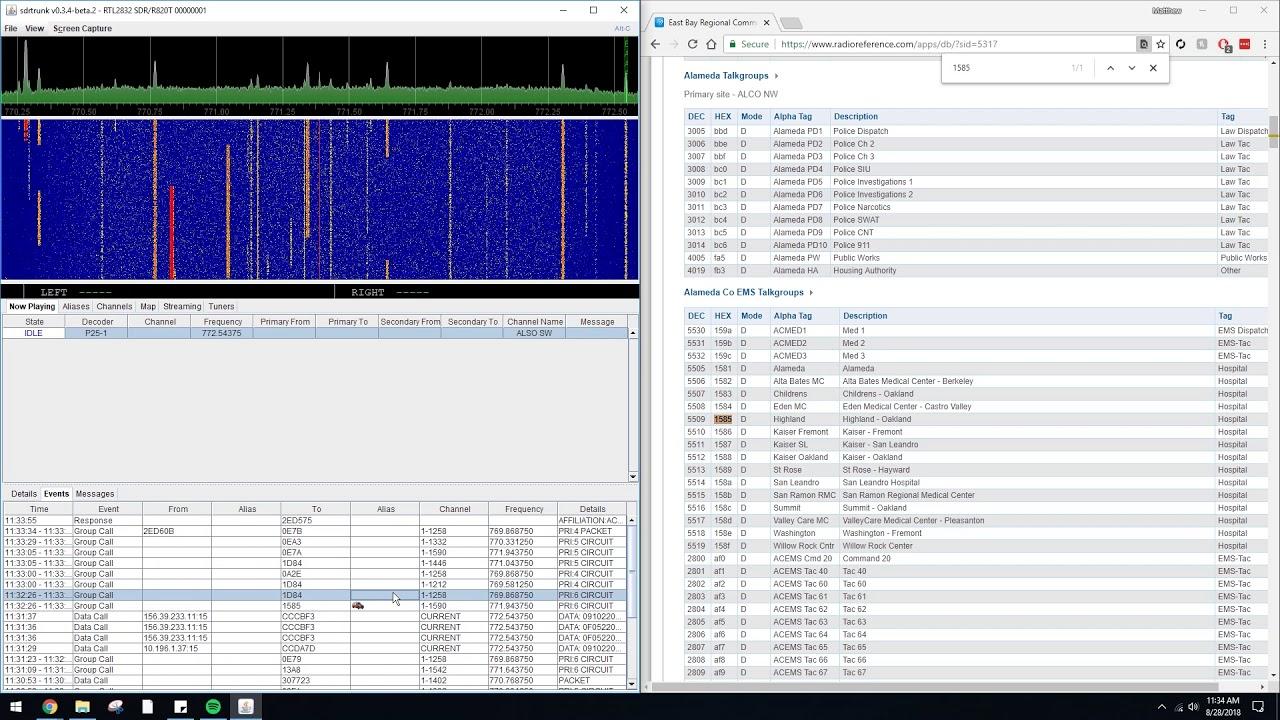 Creating Aliases in SDRTrunk - Смотреть видео бесплатно онлайн