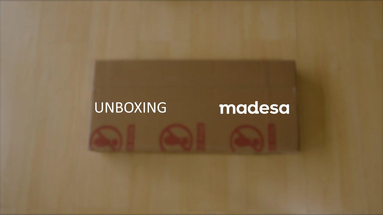 Tutorial de unboxing | Madesa móveis