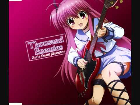Angel beats thousand enemies bass arrange - 3 8