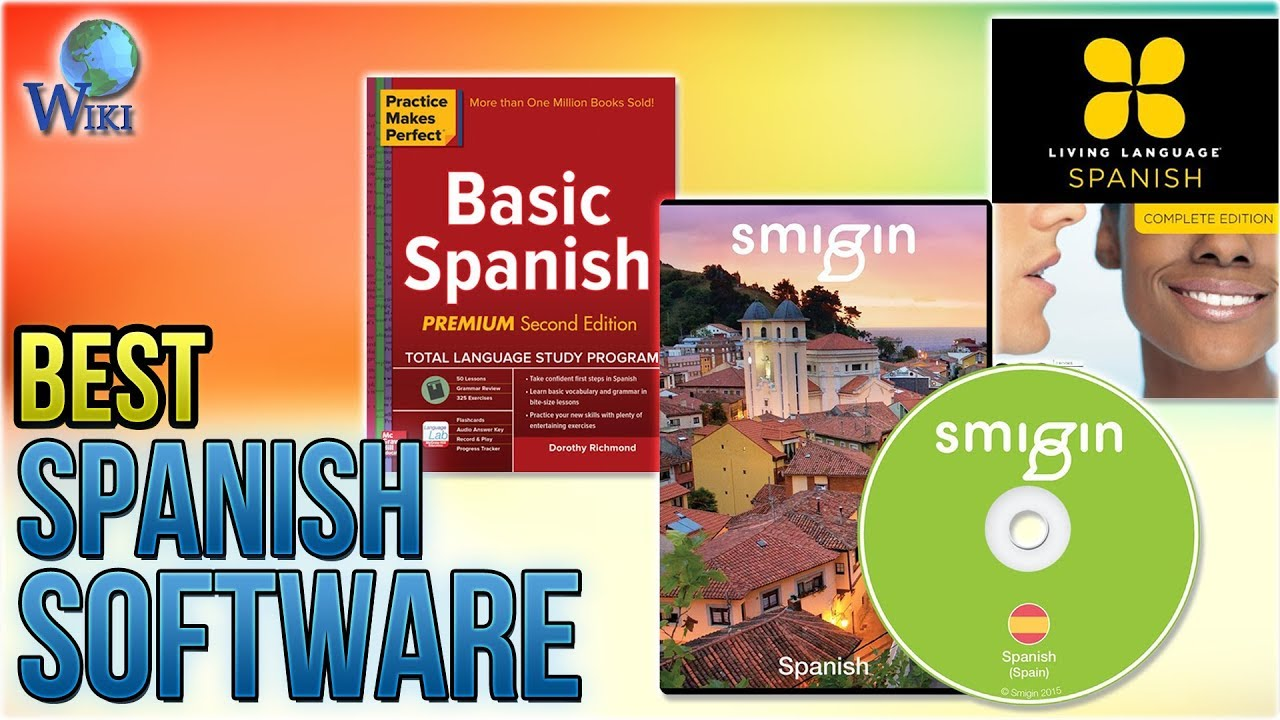 Top 7 Spanish Software of 2019 | Video Review