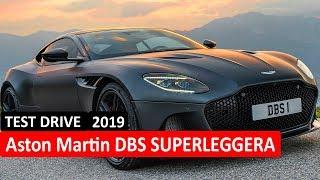 Aston Martin DBS Superleggera (2019) - TEST Drive