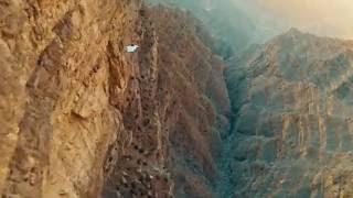 Extreme Wingsuit Dubai | Graham Dickinson & Dario Zanon