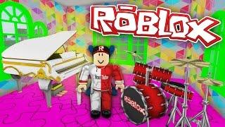 ROBLOX #24: DISCO POKOJ! | HouseBox